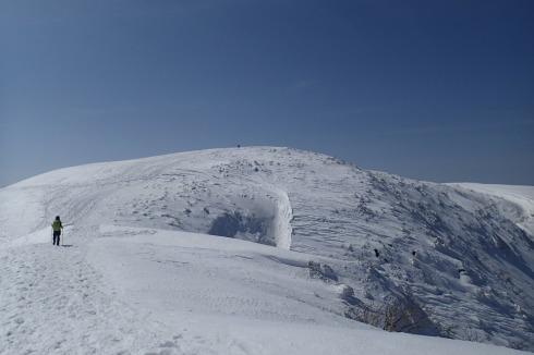 銀杏峰から部子山_e0360016_19421920.jpg