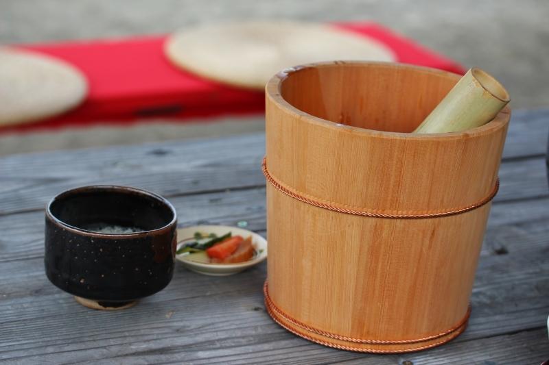 茶温会 桶茶_b0220318_09140767.jpg