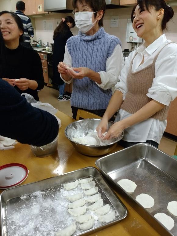 火曜日朝教室 インターナショナルキッチン_e0175020_23373844.jpg
