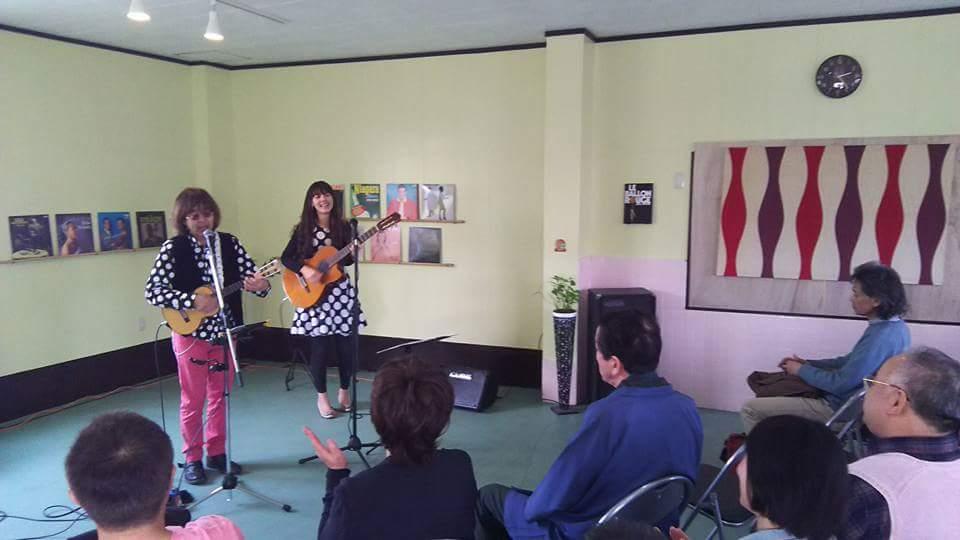 岐阜県羽島市  ガスサービスアサノさんにて演奏でした。_f0373339_12274186.jpg