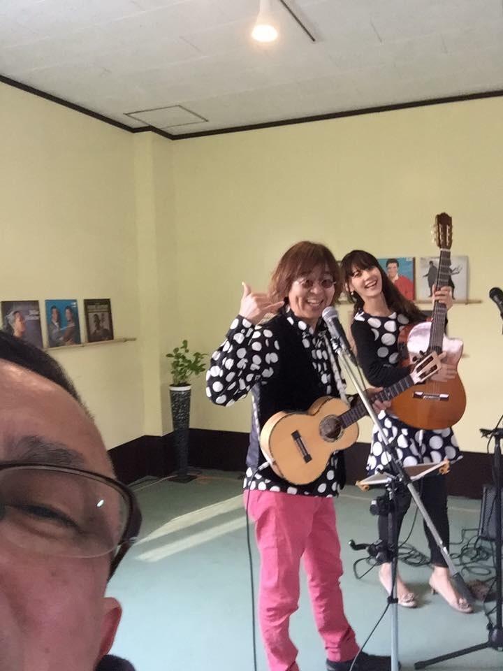 岐阜県羽島市  ガスサービスアサノさんにて演奏でした。_f0373339_12274288.jpg