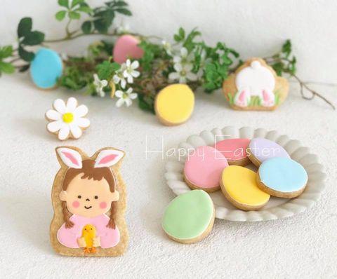 イースターのお菓子達。_a0274443_17553216.jpg