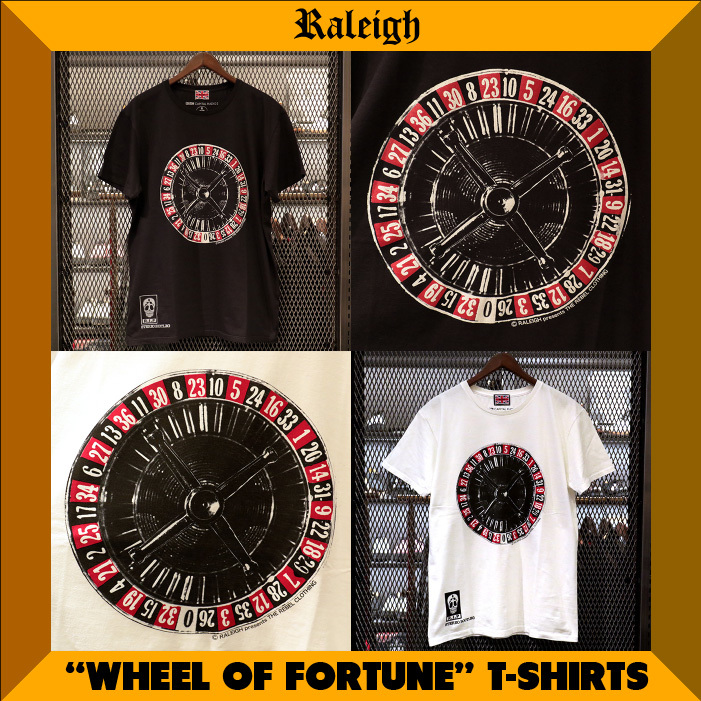 "RALEIGH ""WHEEL OF FORTUNE"" T-SHIRTS_e0325662_12181865.jpg"