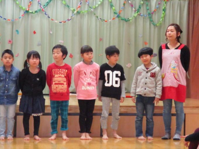☆お別れ会☆_f0195982_14405057.jpg