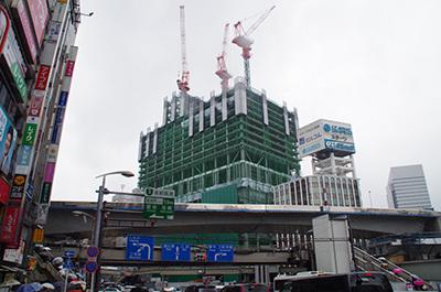 3月21日(火)今日の渋谷109前交差点_b0056983_12060948.jpg