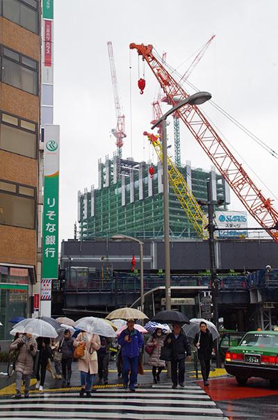 3月21日(火)今日の渋谷109前交差点_b0056983_12060983.jpg