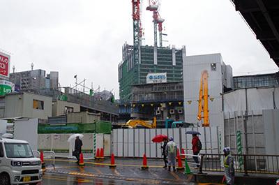 3月21日(火)今日の渋谷109前交差点_b0056983_12061078.jpg