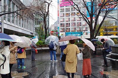 3月21日(火)今日の渋谷109前交差点_b0056983_12061156.jpg