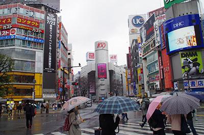 3月21日(火)今日の渋谷109前交差点_b0056983_12084724.jpg