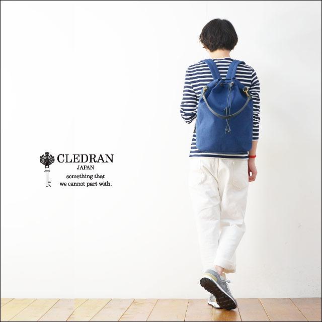 CLEDRAN [クレドラン] CAPU 2WAY BAG [CL-2632][81-3624/3625/3626]  LADY\'S_f0051306_18563062.jpg