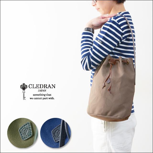 CLEDRAN [クレドラン] CAPU HARLF SHORLDER BAG [CL-2631][81-3620/3621/3622] LADY\'S_f0051306_19002413.jpg