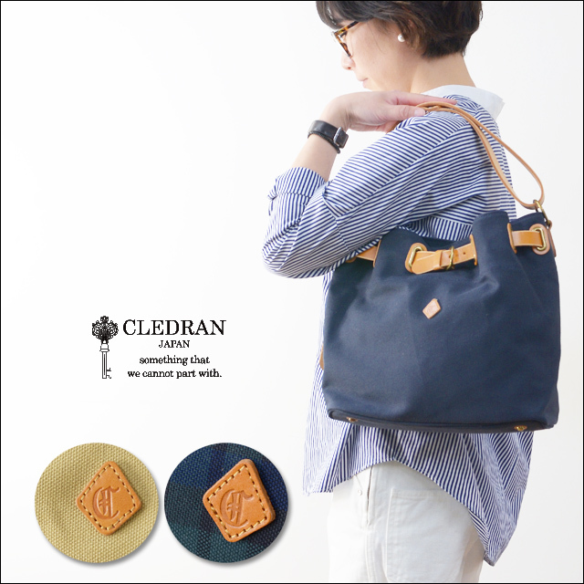 CLEDRAN [クレドラン] ACTI 2WAY SHOULDER [CL-2342][81-2976/2977/3486] LADY\'S_f0051306_19035324.jpg