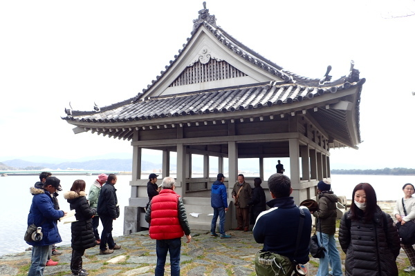 名勝和歌の浦クリーンアップ 玉津島神社と妹背山_c0367107_16395961.jpg