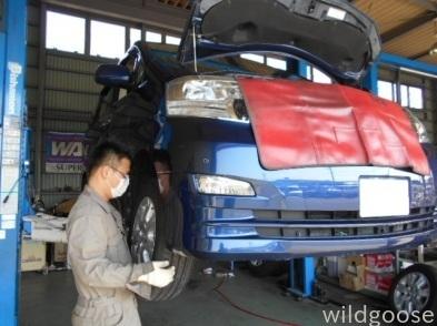 アルファード・ADバン・JA11ジムニー車検整備中(゚∀゚)_c0213517_14451976.jpg