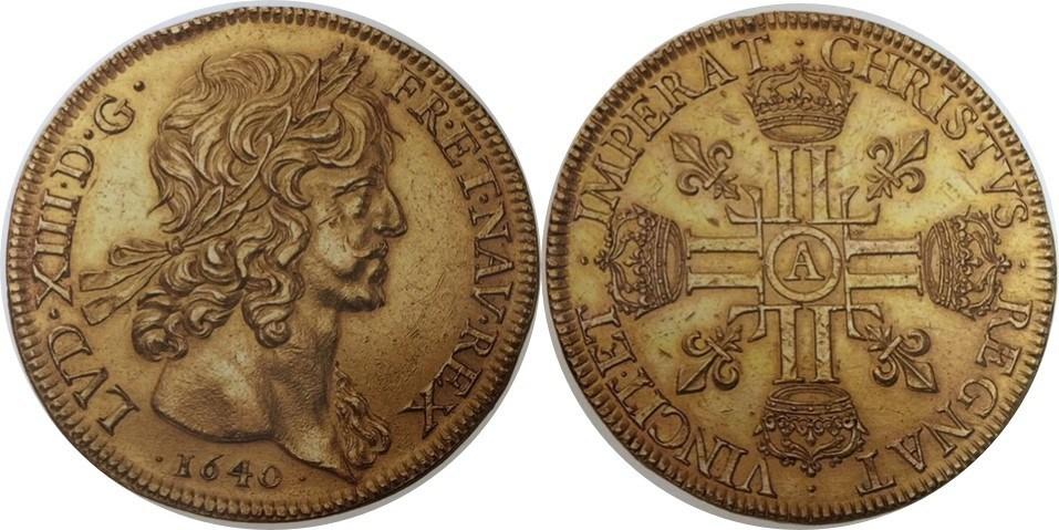 フランス王国最大級 ~ Monnaie De Plaisir コイン ~_d0357629_14511864.jpg