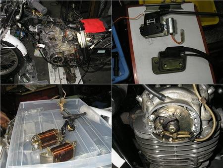 HONDA XL250  電装系不調 思い込みは駄目!(自戒)_e0218639_10341633.jpg