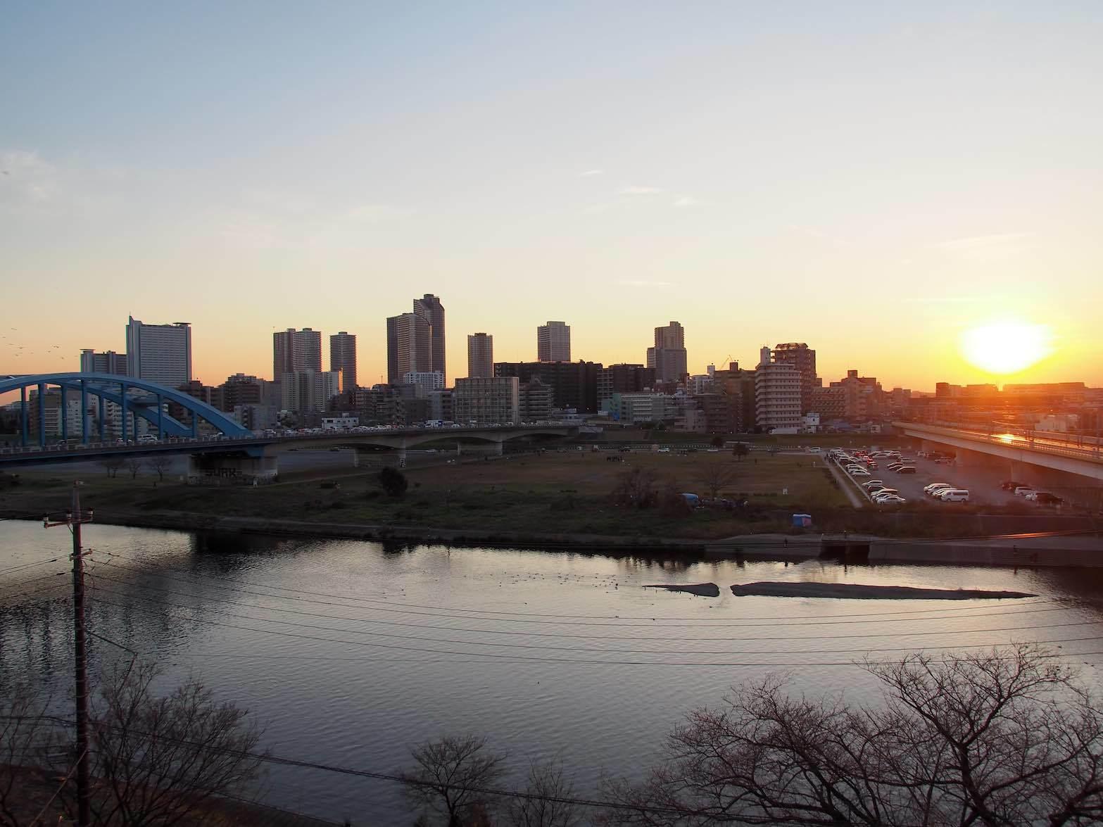 東急多摩川駅周辺12_b0360240_19055221.jpg