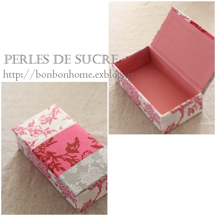 自宅レッスン サティフィカ 鏡付きの斜めの箱 ミロワー トランクスタイルの箱 シャルニエの箱 ハウス型の箱_f0199750_18503139.jpg