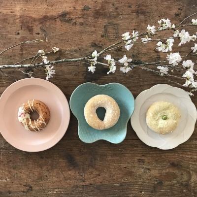"dough-doughnutsxよしざわ窯コラボ企画 ""よしざわ窯""春のお皿販売します!_a0221457_19440125.jpg"