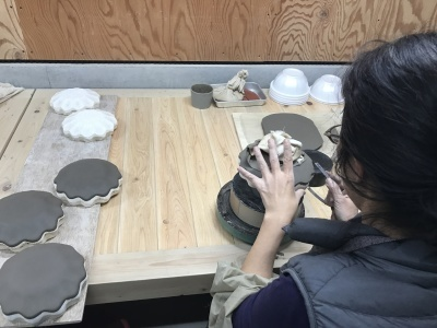 "dough-doughnutsxよしざわ窯コラボ企画 ""よしざわ窯""春のお皿販売します!_a0221457_20265180.jpg"