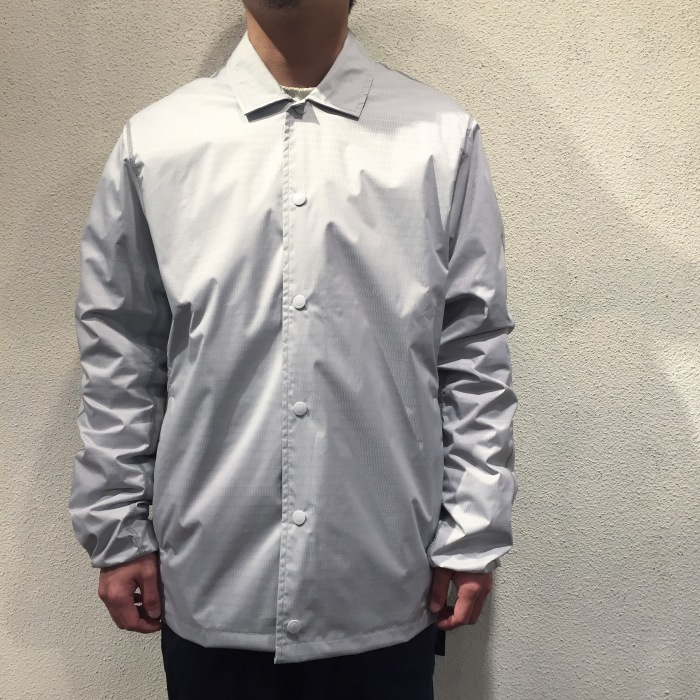 "Reigning Champ ""Coach Jacket\""_b0121563_17200267.jpg"
