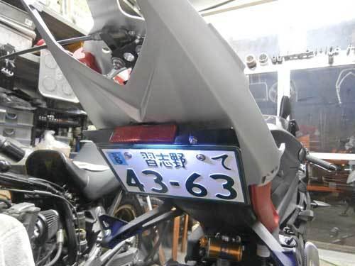 S田サン号 SL230からのデイトナ675R♪(Part1)_c0086965_21524942.jpg