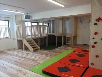 木の実保育園新保育室改装工事完了 _d0059977_19515977.jpg