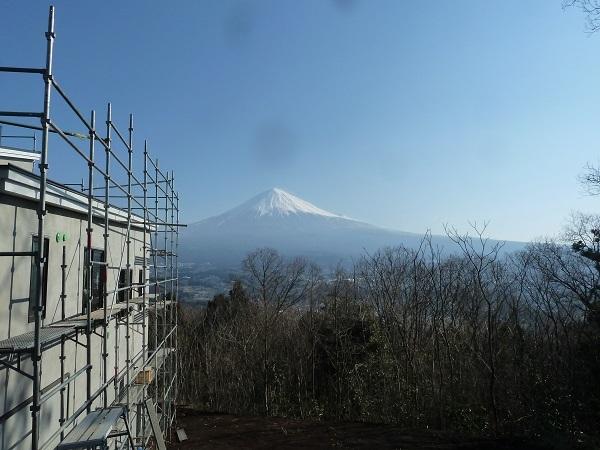 今日の富士山!_b0095981_20375198.jpg