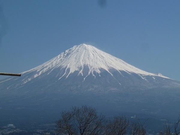 今日の富士山!_b0095981_20380741.jpg