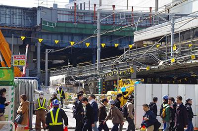 3月22日(水)今日の渋谷109前交差点_b0056983_16025557.jpg