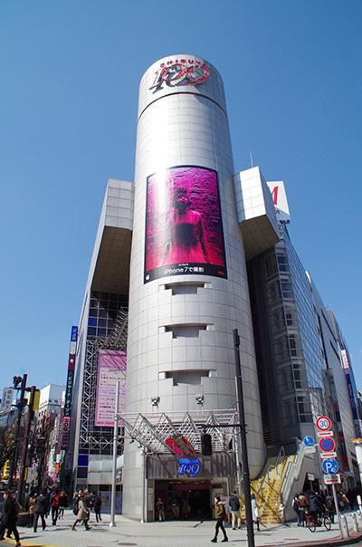 3月22日(水)今日の渋谷109前交差点_b0056983_16025625.jpg