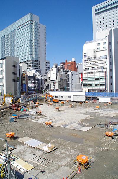 3月22日(水)今日の渋谷109前交差点_b0056983_16025695.jpg