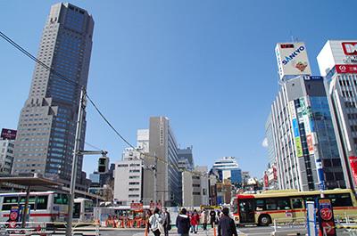 3月22日(水)今日の渋谷109前交差点_b0056983_16025781.jpg