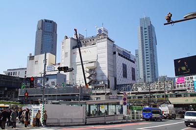 3月22日(水)今日の渋谷109前交差点_b0056983_16052232.jpg