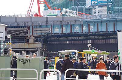 3月22日(水)今日の渋谷109前交差点_b0056983_16052252.jpg