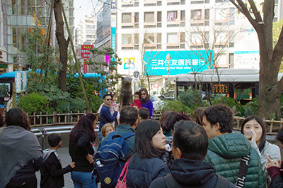 3月22日(水)今日の渋谷109前交差点_b0056983_16052260.jpg