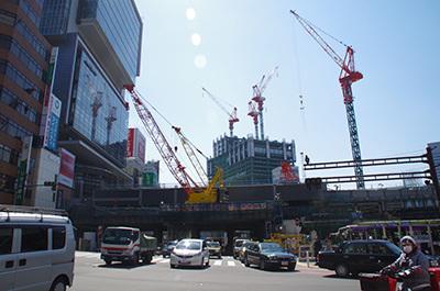 3月22日(水)今日の渋谷109前交差点_b0056983_16052382.jpg