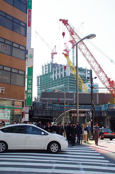 3月22日(水)今日の渋谷109前交差点_b0056983_16052395.jpg