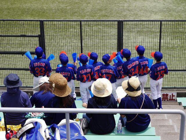 世界の野球で目標達成し認めてもらえる子供たちへ!_a0105698_1655291.jpg
