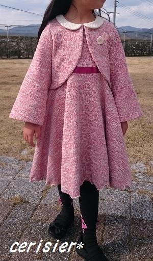 ラ・スーラさん☆新作パターンモニター☆ちびボレロ♪_d0324601_21463881.jpg