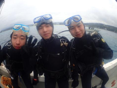 3月23日海Friendダイビングに、親子ダイビング_c0070933_22473197.jpg