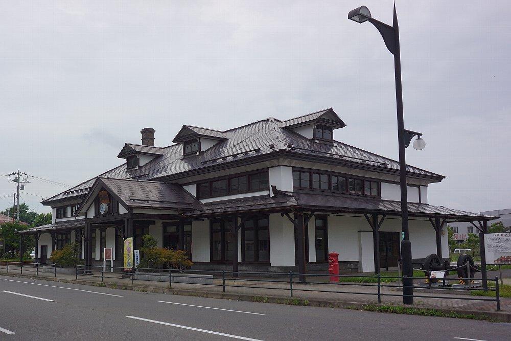 旧室蘭駅者(室蘭観光協会観光インフォーメーションセンター)_c0112559_08281259.jpg