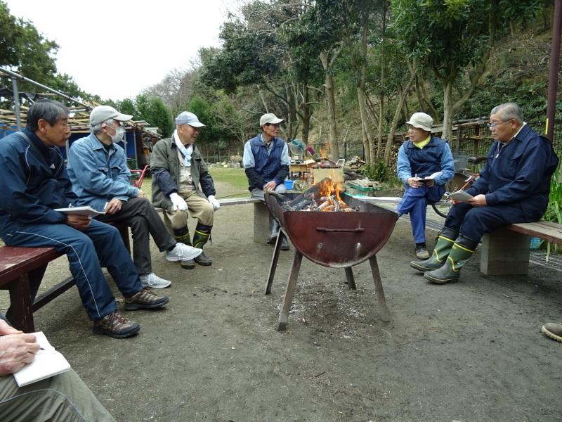 うみべの森を育てる会:3月度運営委員会_c0108460_20284283.jpg