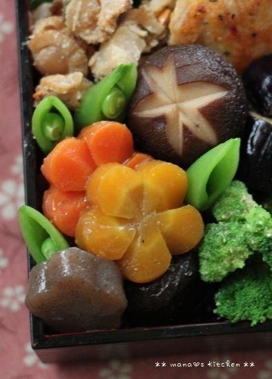 まぐろのパン粉焼きと常備菜 ✿ 親子丼(๑¯﹃¯๑)♪_c0139375_1143594.jpg