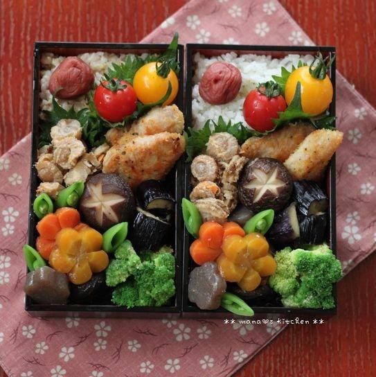 まぐろのパン粉焼きと常備菜 ✿ 親子丼(๑¯﹃¯๑)♪_c0139375_1145484.jpg