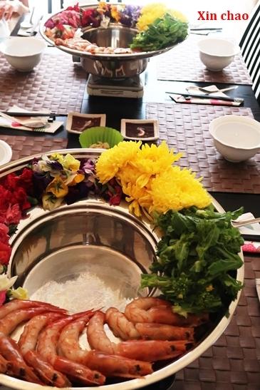 Xin chao  ~ ベトナム花鍋の会~_d0353281_23355593.jpg