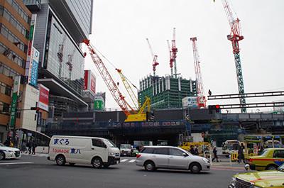 3月23日(木)今日の渋谷109前交差点_b0056983_11400426.jpg