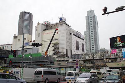 3月23日(木)今日の渋谷109前交差点_b0056983_11400573.jpg