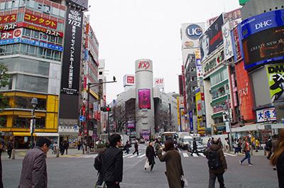3月23日(木)今日の渋谷109前交差点_b0056983_11400694.jpg