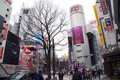 3月23日(木)今日の渋谷109前交差点_b0056983_11400774.jpg